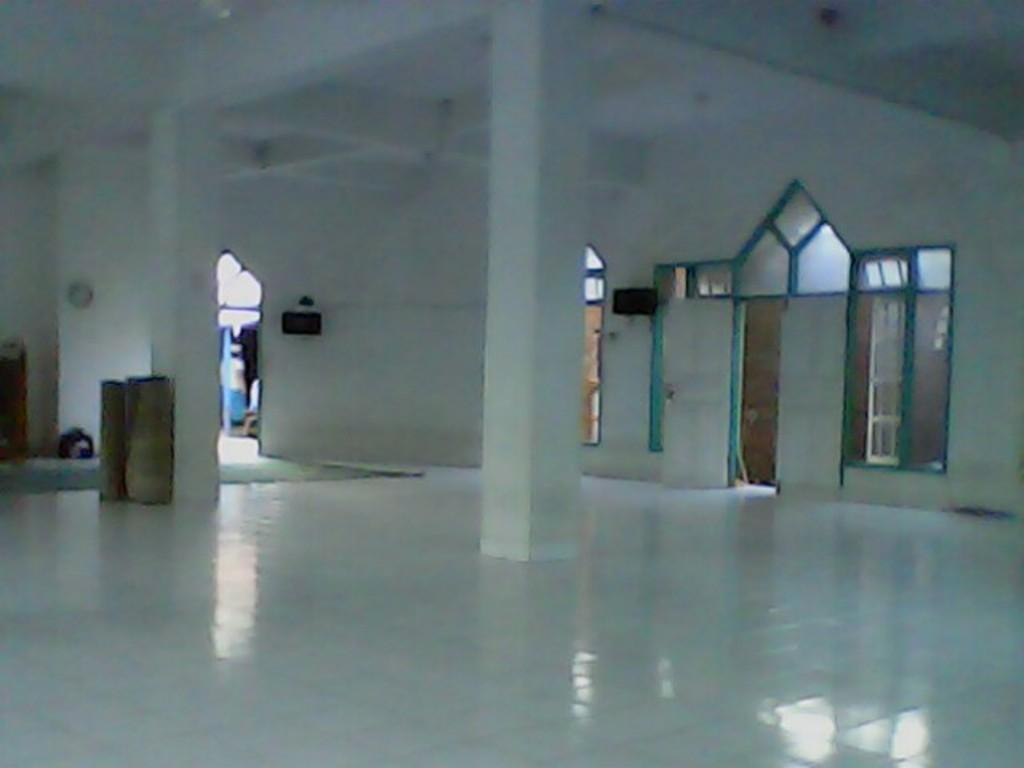 Pemakaian Masjid Yayasan